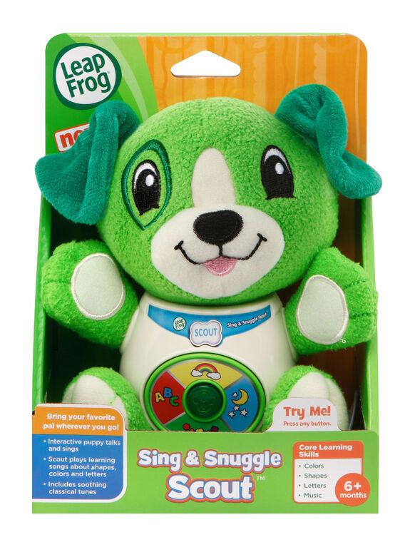 Sing & Snuggle Scout™ - English Version