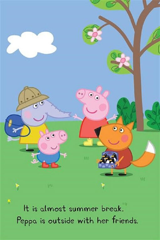 Scholastic Reader Level 1: Peppa Pig: Around the World with Peppa - English Edition