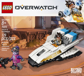 LEGO Overwatch Tracer & Widowmaker 75970