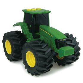 John Deere - Lights and Sound Monster Treads Vehicle - Tractor