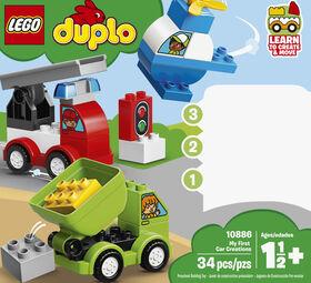 LEGO DUPLO My First Car Creations 10886