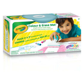 Crayola Colour & Erase Mat