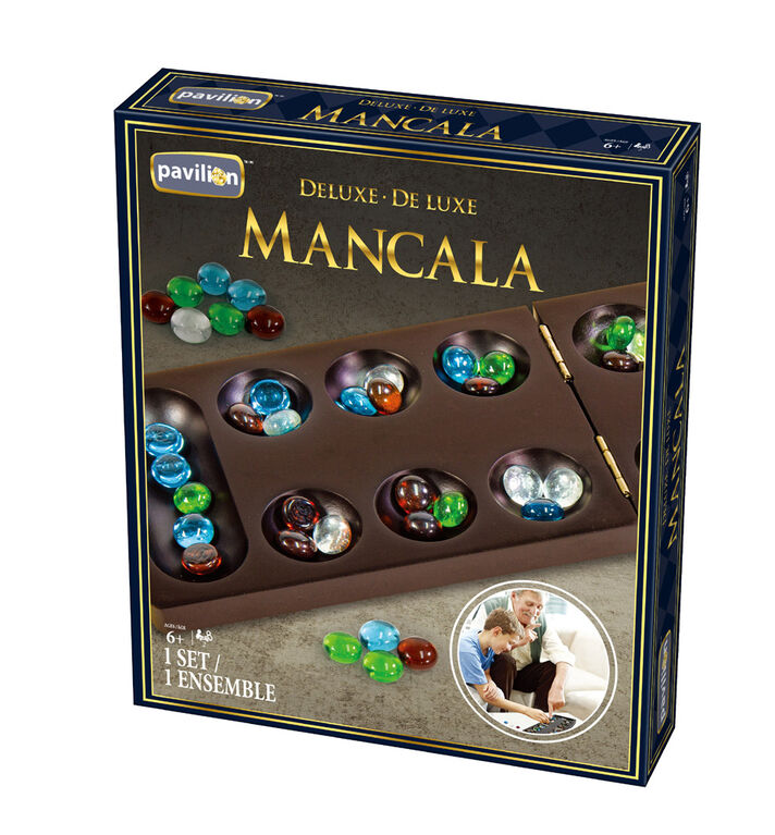 Pavilion Deluxe - Mancala