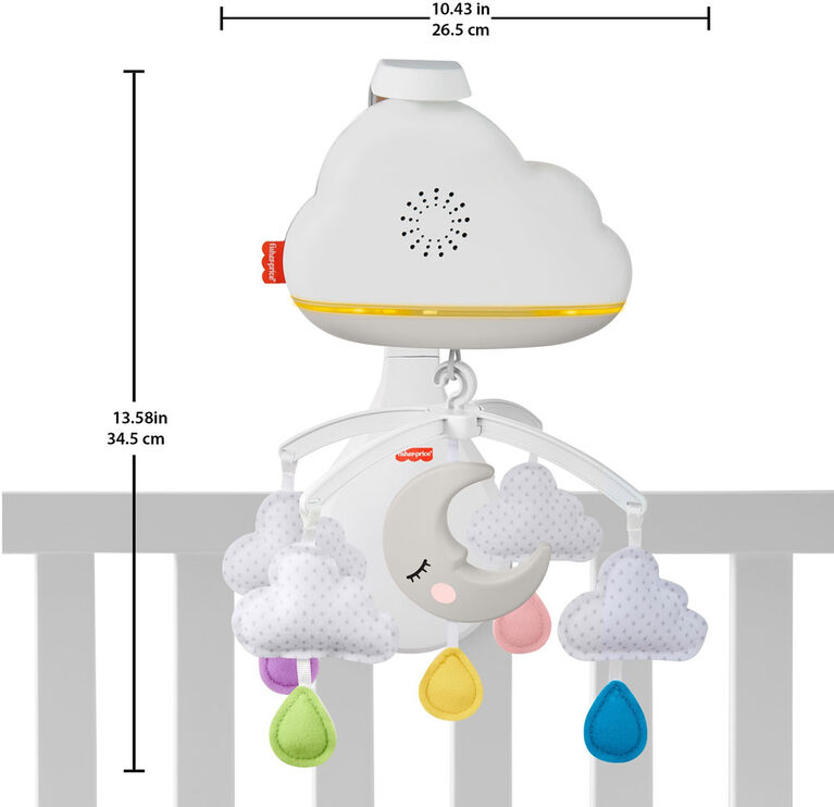 Fisher-Price - Mobile Nuages Apaisants