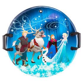 "26"" Disney Frozen Saucer Sled - Anna & Elsa"