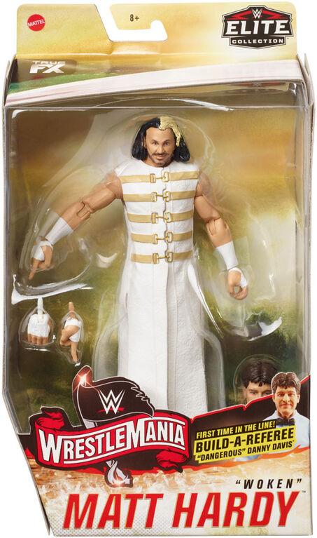 "WWE - WrestleMania 34 - Figurine Elite "" Woken "" Matt Hardy"