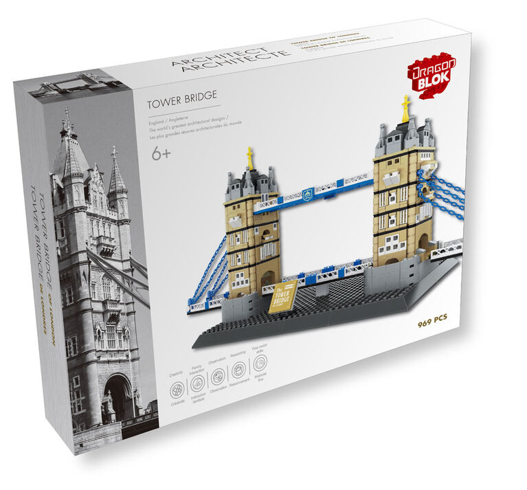 Dragon Blok: Tower Bridge