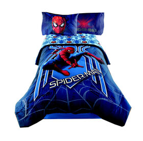 Spiderman Homecoming Twin/Full Comforter