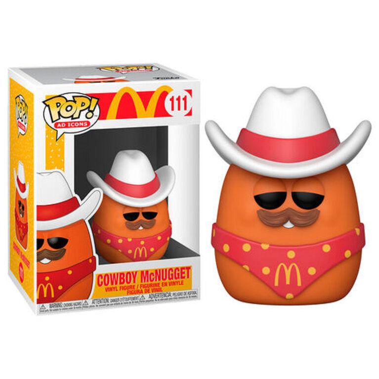Funko POP! Ad Icons: McDonald's - Cowboy McNugget