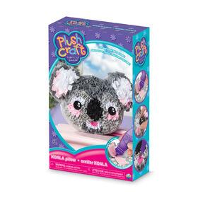 PlushCraft - Peluche créative oreiller Koala.