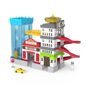 Driven, Big City Cruisin', Miniature City Playset