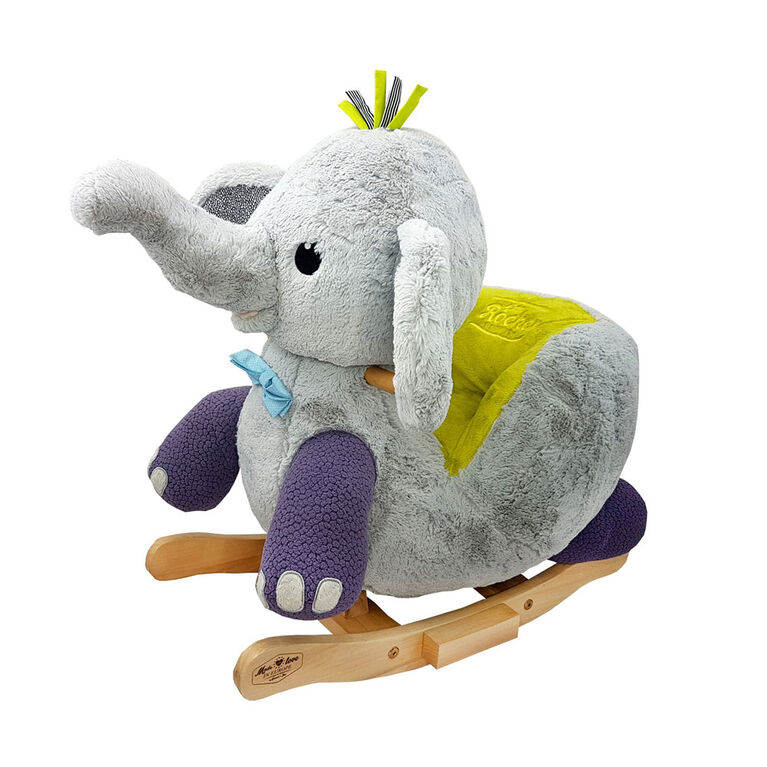 Gerardo's Toys - Little Rocker -  Elephant