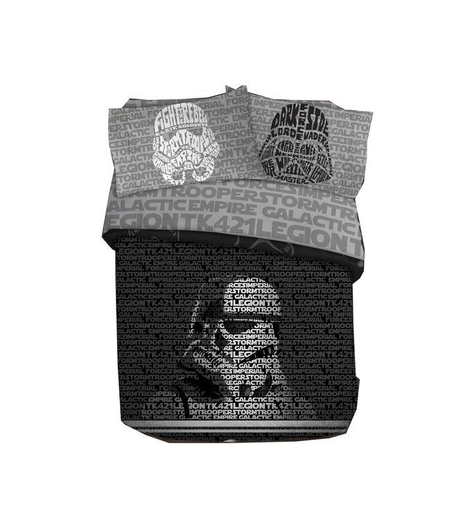 Adult Star Wars Queen Comforter