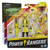 Power Rangers Beast Morphers Yellow Ranger and Morphin Jax Beast Bot Figure 2-Pack