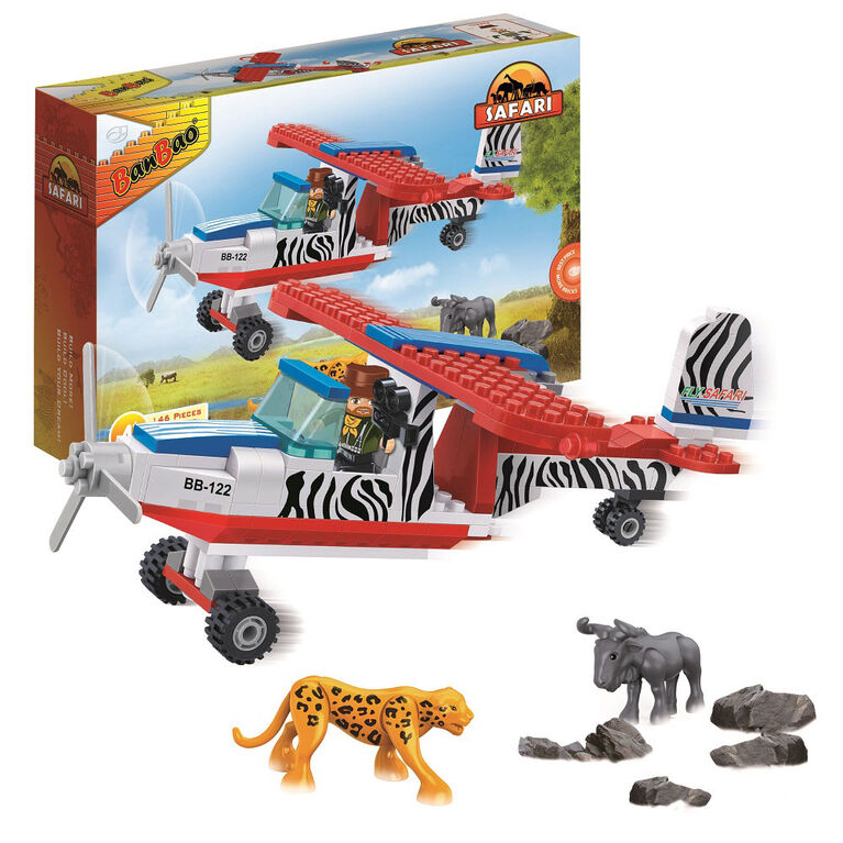 BanBao Safari - Safari Plane
