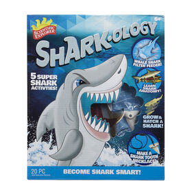Scientific Explorer Shark-ology