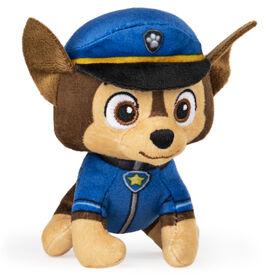 PAW Patrol, 5-inch Chase Mini Plush Pup