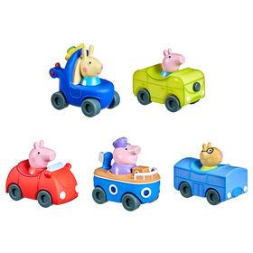 Peppa Pig Peppa's Adventures Peppa and Friends Mini Buggies Preschool Toy - R Exclusive