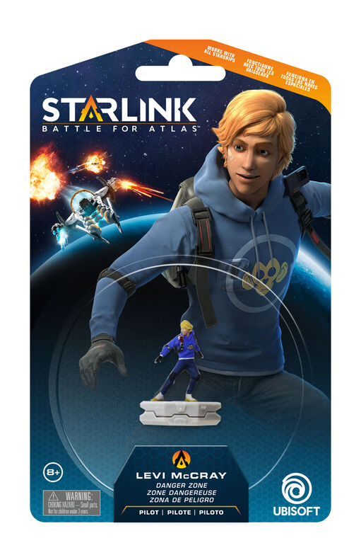 Starlink : Battle for Atlas - Pack Pilote Levi McCray