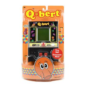 The Bridge Direct Mini Arcade  Q'Bert