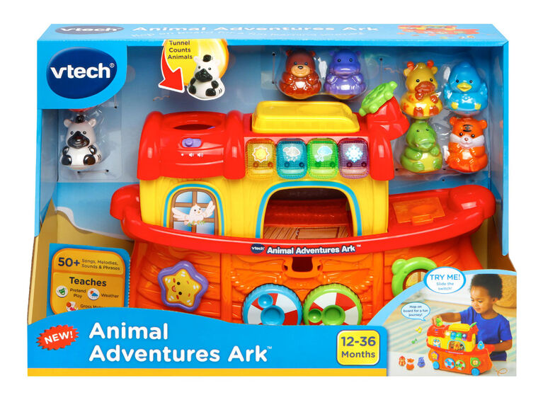 Vtech - Animal Adventures Ark™ - English Edition