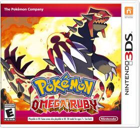 Nintendo 3DS - Pokémon Omega Ruby