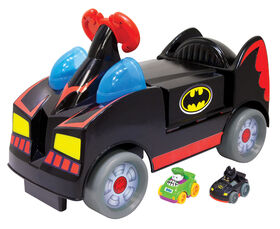 Little People Batman Wheelies Ride On