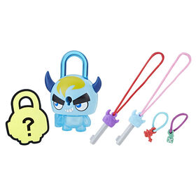 Lock Stars Basic Assortment Blue Horned Monster–Series 1