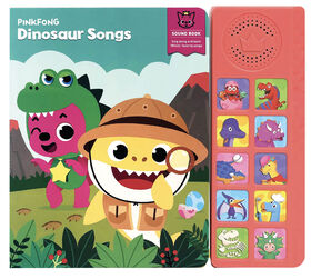 Pinkfong Dinosaur Songs Sound Book  - English Edition