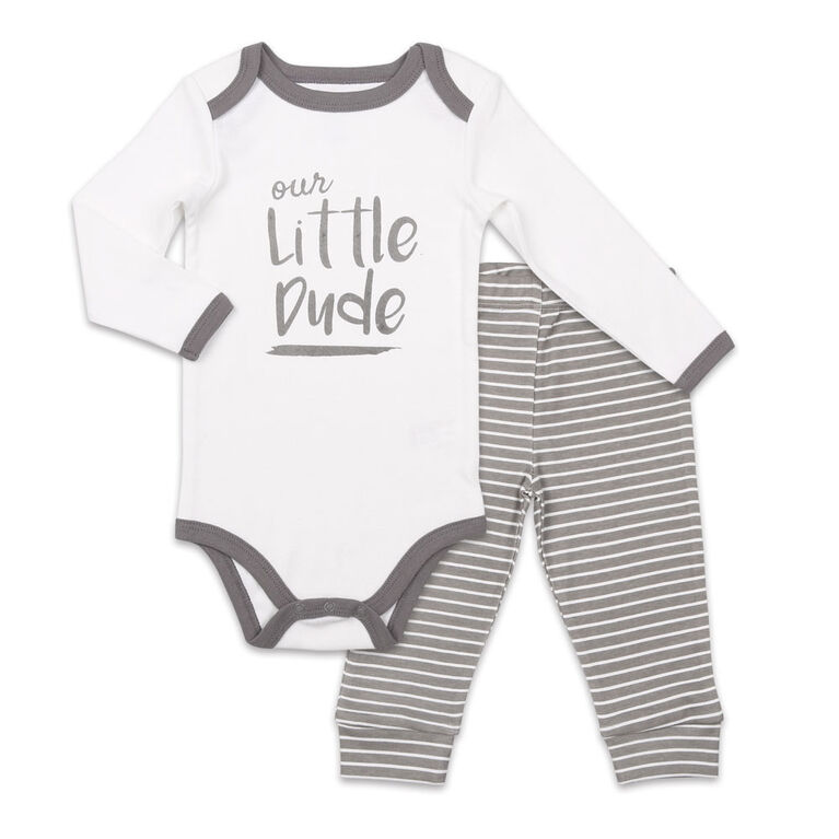 Koala Baby Bodysuit and Pants Set - 24 Months