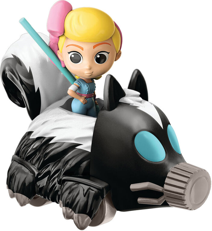 Disney Pixar Toy Story 4 Mini Bo Peep and Skunkmobile