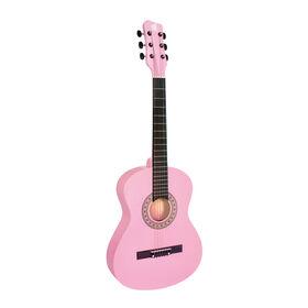 Concerto-Guitare Acoustique De 36Po - Rose - Exclusif