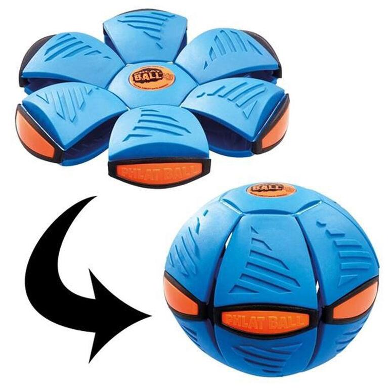 Goliath - Phlat Ball V3 - Rouge avec Bleu