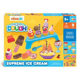 Nick Jr Ready Steady Dough Supreme Ice Cream - R Exclusive