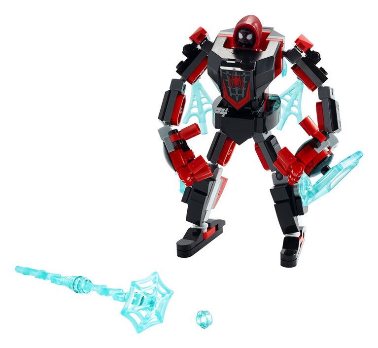 LEGO Super Heroes L'armure robot de Miles Morales 76171