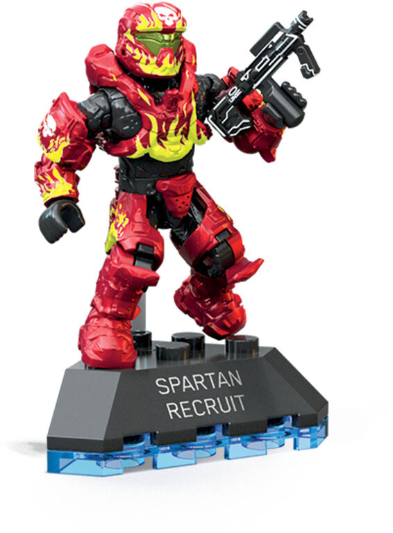 Mega Construx Halo Spartan Recruit
