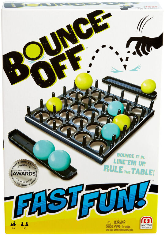 Bounce-off Fast Fun Game