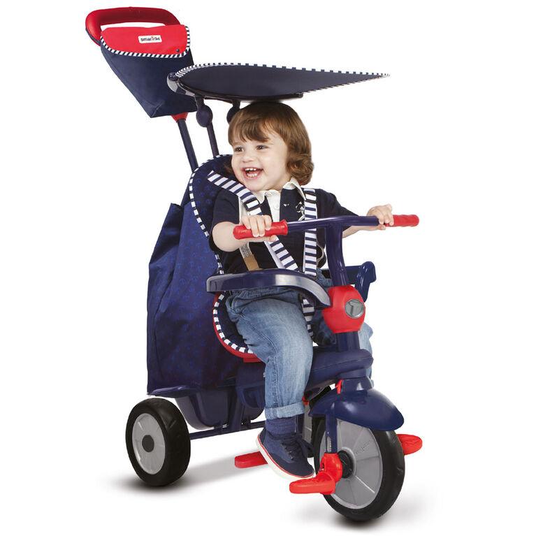 smarTrike STAR - 4 Stage Trike - Navy - Toys R Us Exclusive