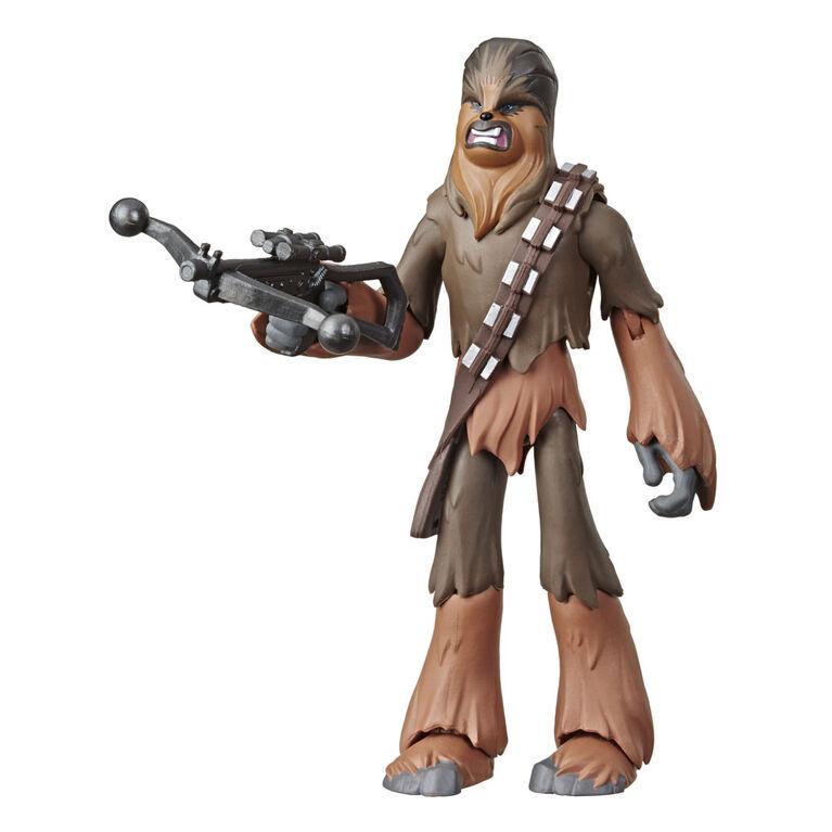 Star Wars Galaxy of Adventures Star Wars: L'ascencion de Skywalker - Chewbacca