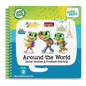 LeapFrog LeapStart Around the World Social Studies & Problem-Solving - English Edition