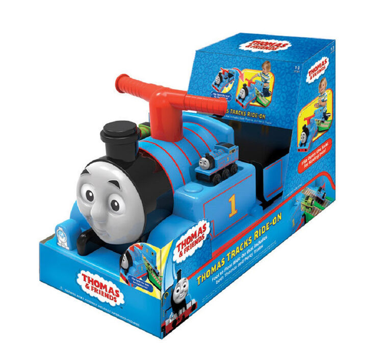 Thomas & Friends Thomas Fast Track Ride-on