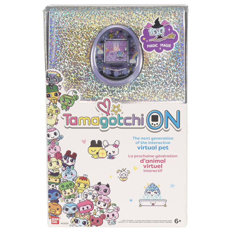 Tamagotchi On - Magic (Purple)