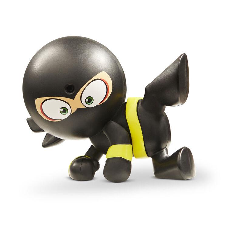 Fart Ninja Windbreaker Warrior