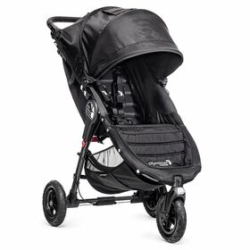 Baby Jogger City Mini GT Stroller - Black
