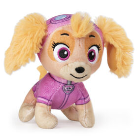 PAW Patrol, 5-inch Skye Mini Plush Pup