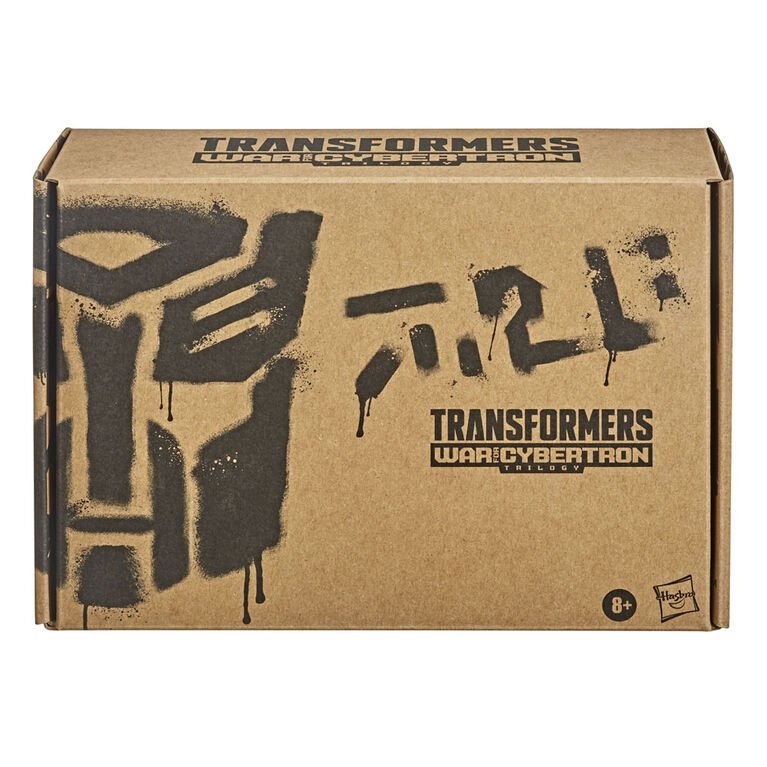 Transformers Generations Selects WFC-GS13 Hubcap, War for Cybertron Deluxe Class Figure - Collector Figure, 5.5-inch - R Exclusive