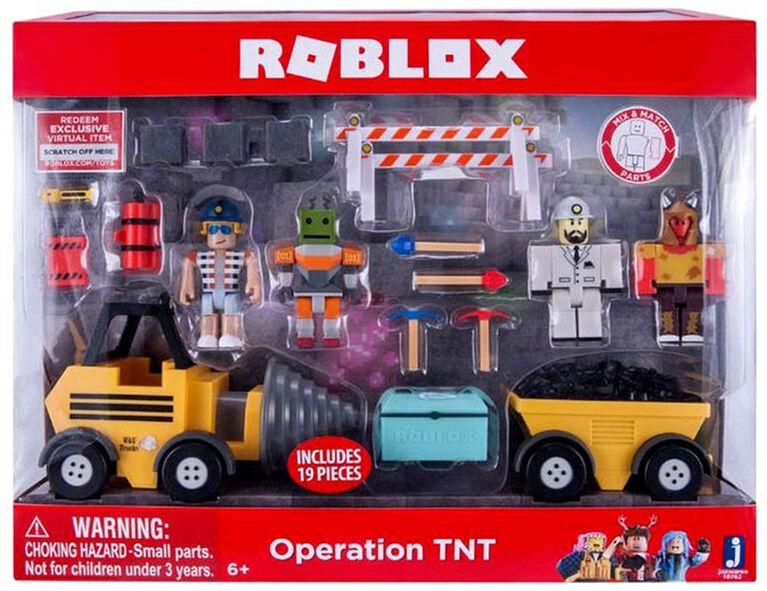 Roblox Environment Operation TNT.