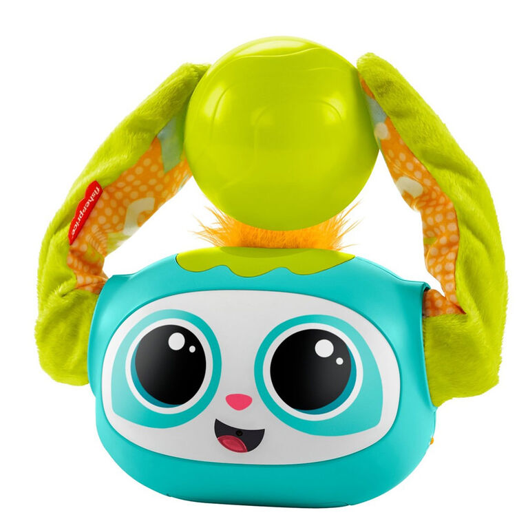 Fisher-Price Rollin' Rovee Interactive Musical Activity Toy