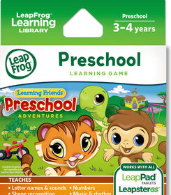 LeapFrog LeapPad/Leapster - Learning Friends Preschool - English Edition