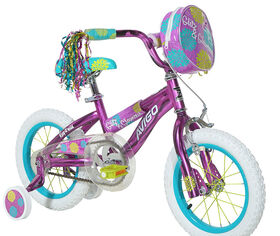 Avigo Glitz and Glamour Bike - 14 inch